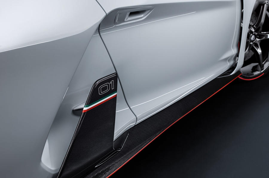 Italdesign Zerouno to be shown in production form at Salon Privé