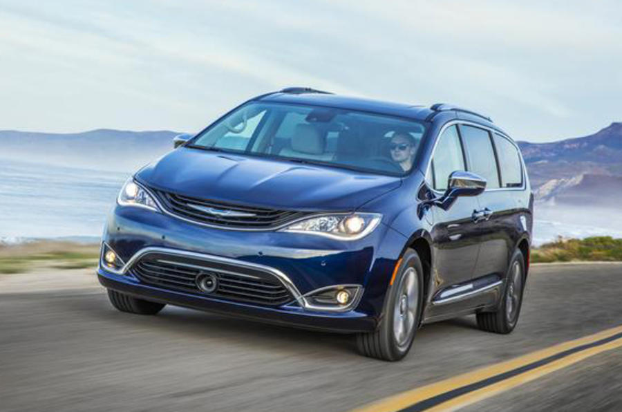 Chrysler realigned as MPV-focused, shared mobility brand