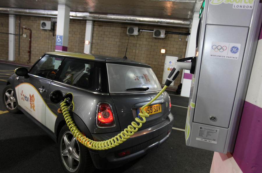 £35 million electric vehicle investment announced by Government