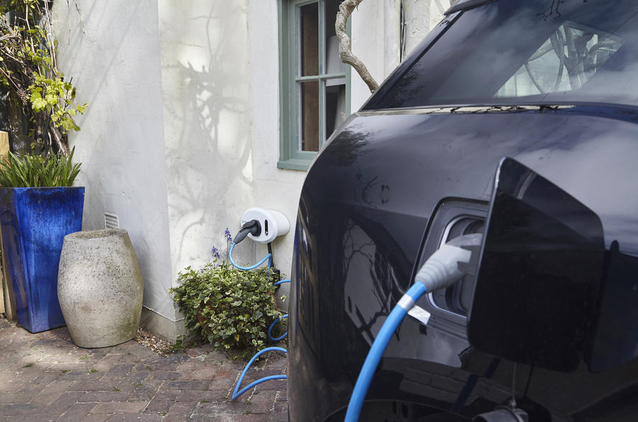 Home EV chargepoint booking service announced