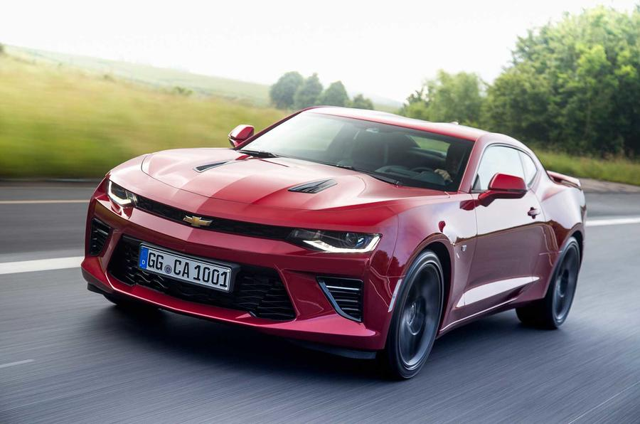 Chevrolet Camaro on sale in UK priced from £31,755 | Autocar