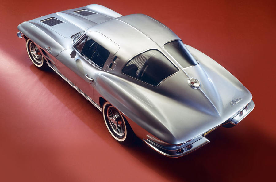 34: 1963 Chevrolet Corvette Stingray