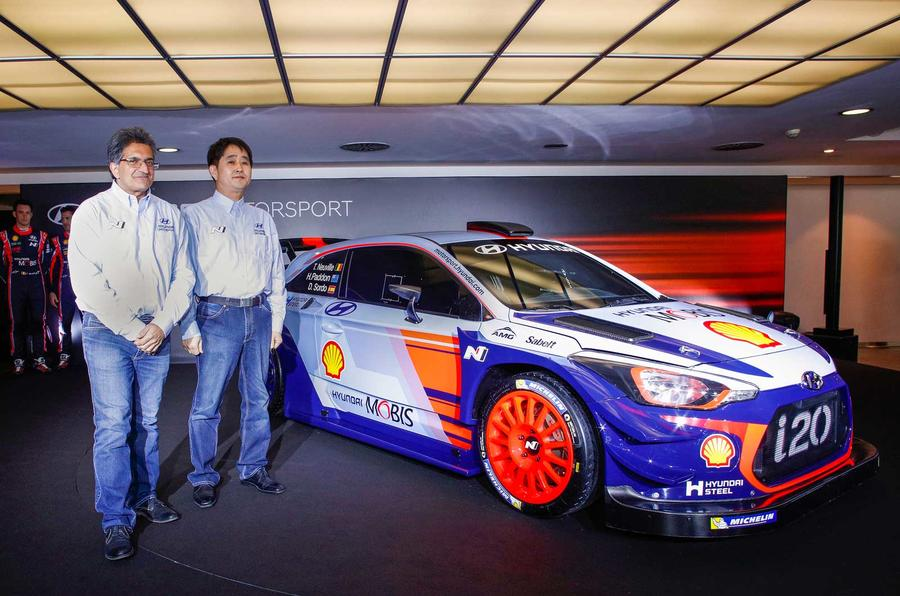 Hyundai eyes World Rallycross and Formula E in big motorsport push