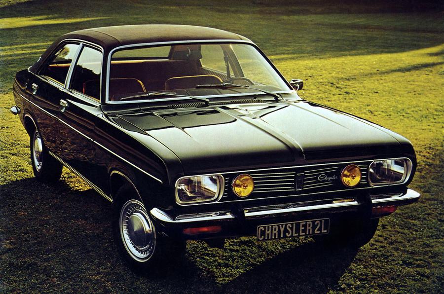 Chrysler 2-Litre