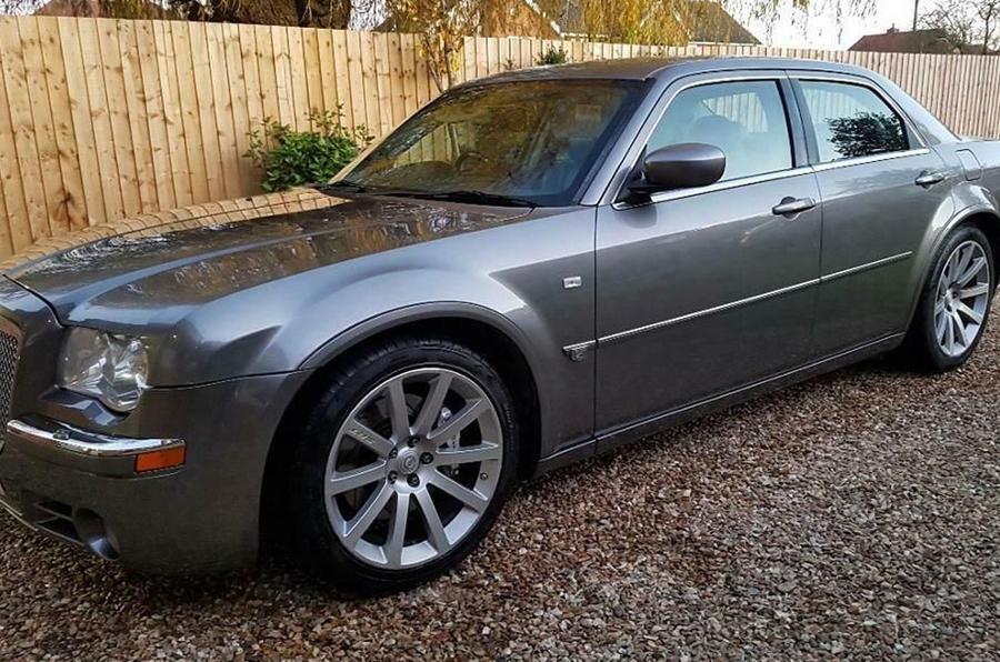 Chrysler 300 alternative view