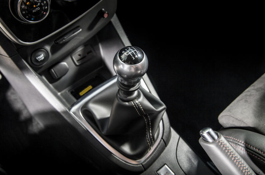 Renault Clio RS16 manual gearbox
