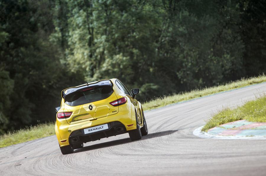 Renault Clio RS16 rear