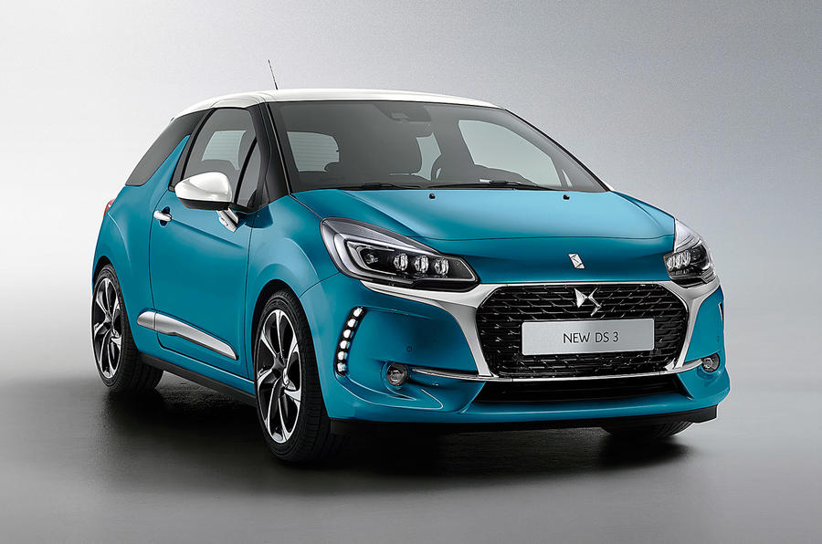 2016 ds 3 prices and specification revealed autocar. Black Bedroom Furniture Sets. Home Design Ideas