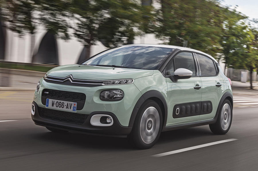 2017 citroen c3 1 2 puretech 82 review review autocar. Black Bedroom Furniture Sets. Home Design Ideas