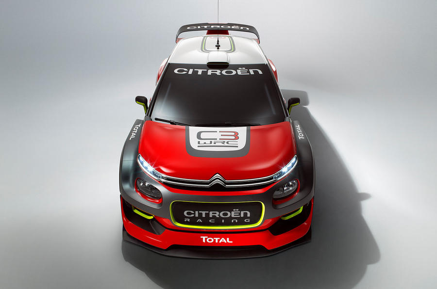 Citroen teases launch of 2017 vehicle