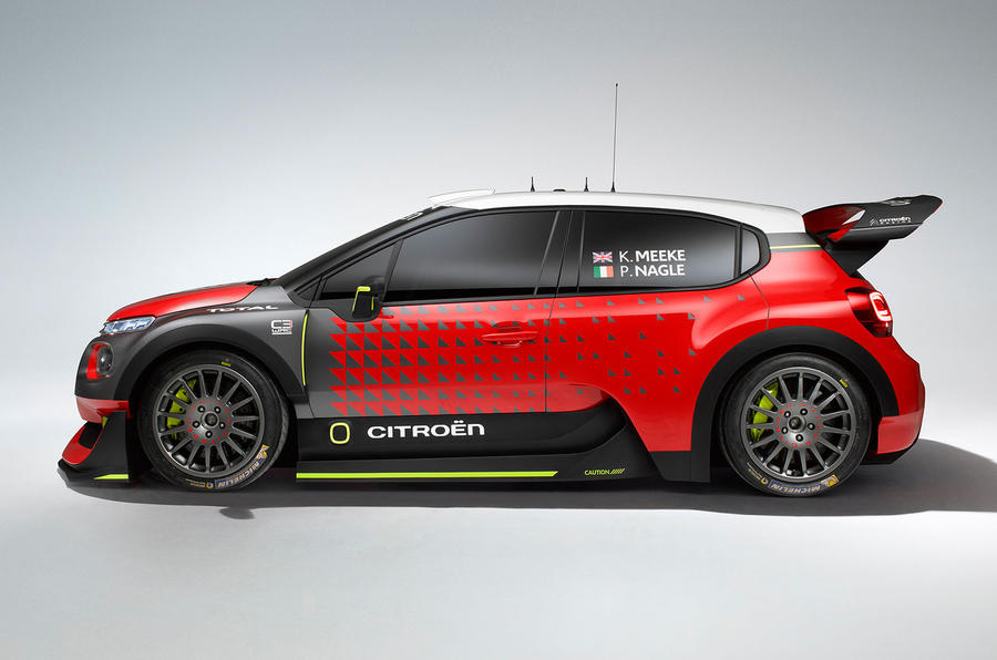 The Citroën C3 WRC Concept Is Here To Scare Volkswagen