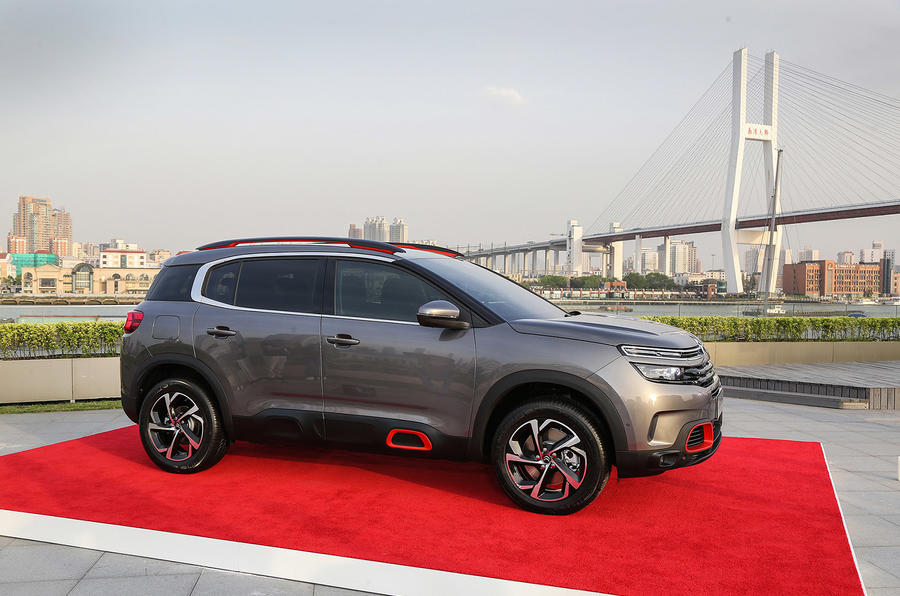 china is key to psa becoming a global car maker autocar. Black Bedroom Furniture Sets. Home Design Ideas