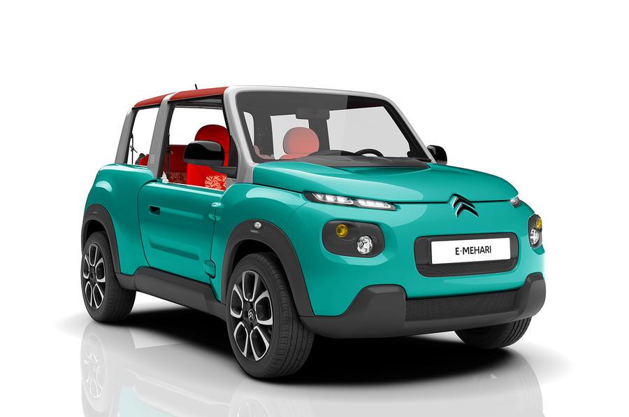 2016 Citroën e-Mehari