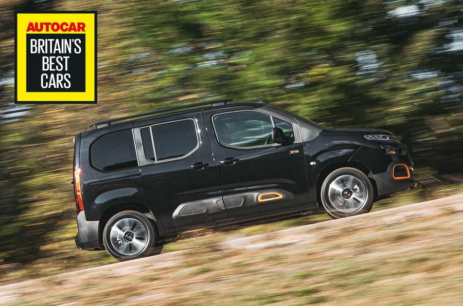 Britain's Best Car Awards 2020 - Citroen Berlingo