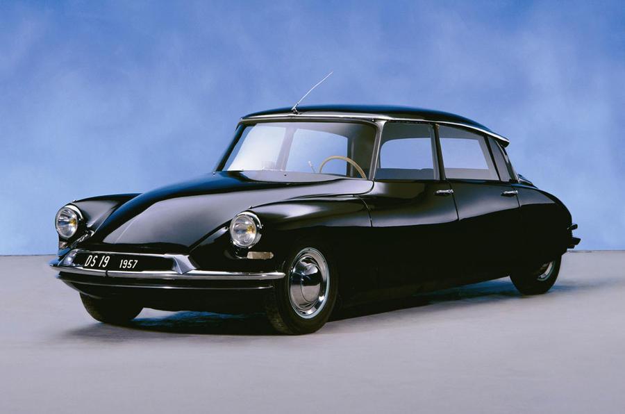 14: 1955 Citroën DS19