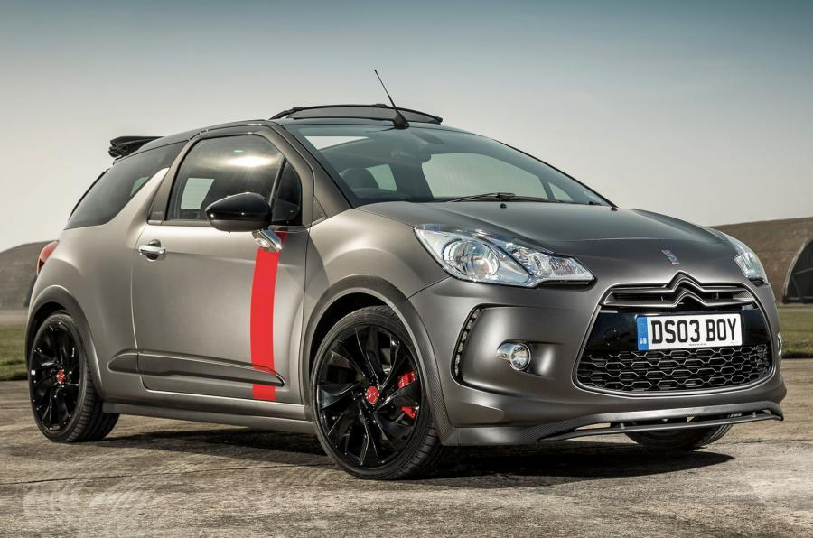3.5 star DS 3 Racing Cabrio