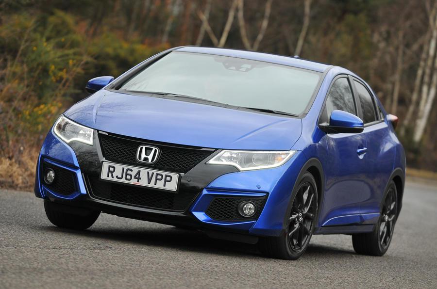 2015 Honda Civic 1.6 i-DTEC Sport Navi UK review review ...