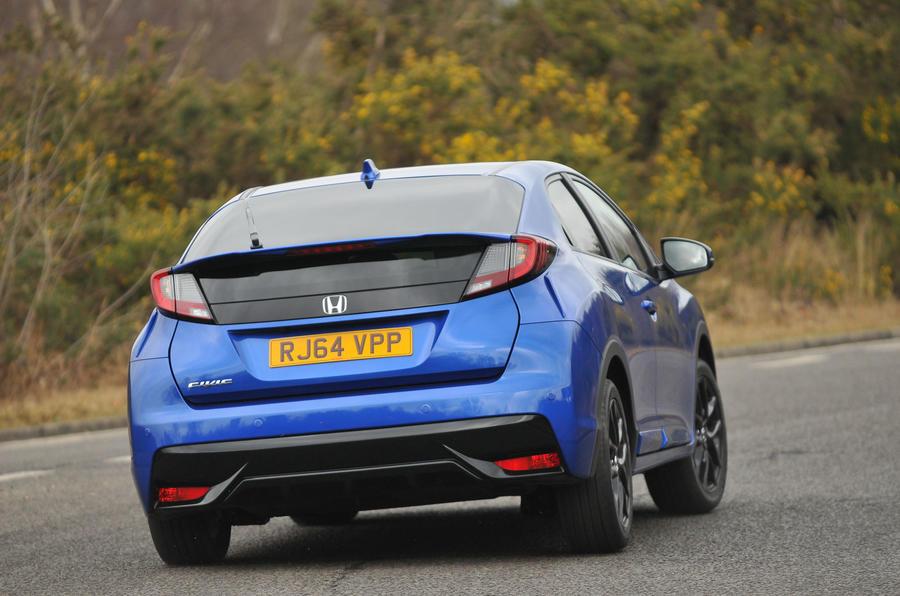 2015 Honda Civic 1.6 i-DTEC Sport Navi UK review review | Autocar