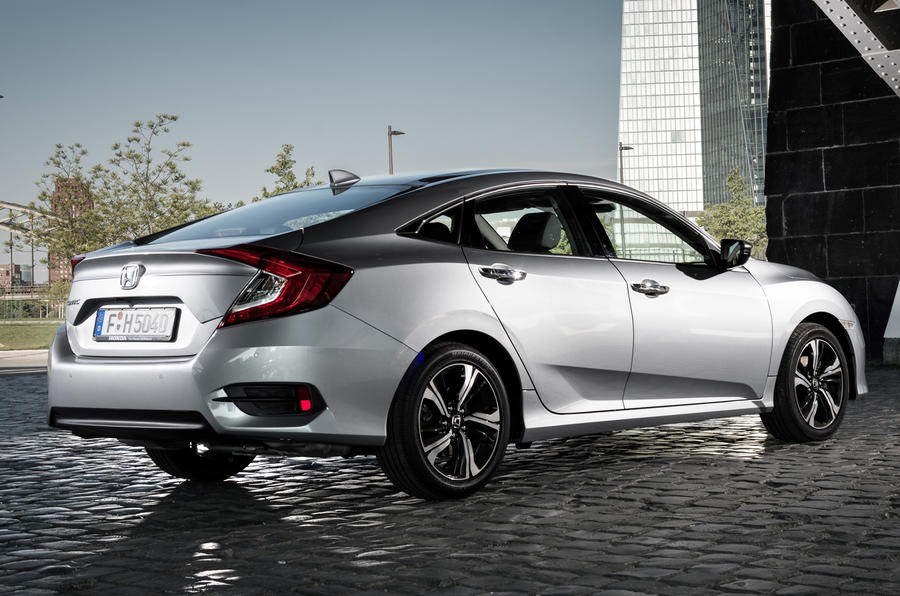 Honda Civic saloon coming to UK