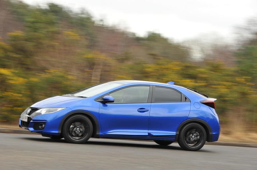 £21,430 Honda Civic Sport Navi