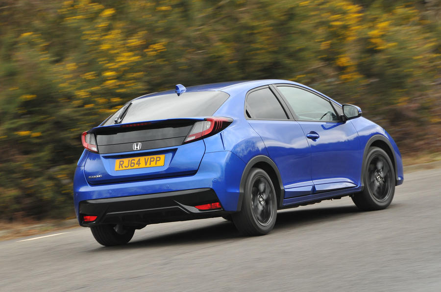 honda civic   dtec sport navi uk review review autocar