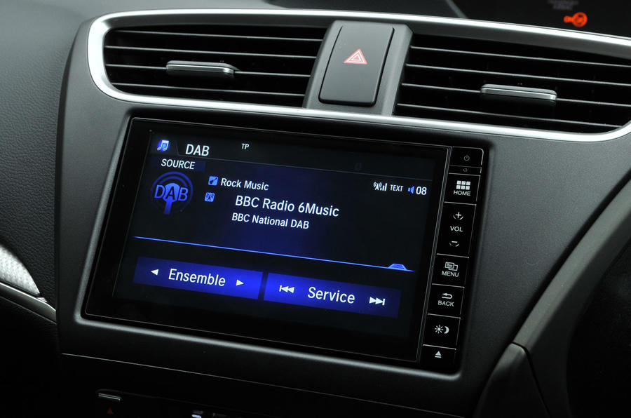 2015 Honda Civic 1 6 I Dtec Sport Navi Uk Review Review