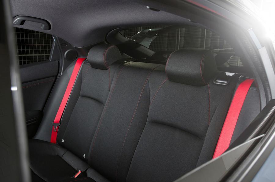 Strange Honda Civic Type R 2017 Review Autocar Creativecarmelina Interior Chair Design Creativecarmelinacom