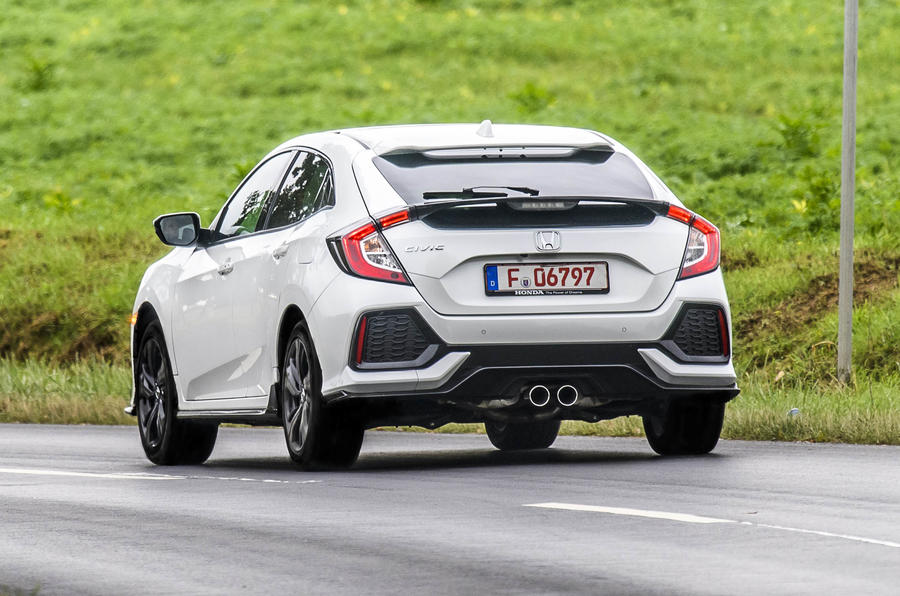 2017 Honda Civic 1.5 VTEC Turbo Sport review review | Autocar