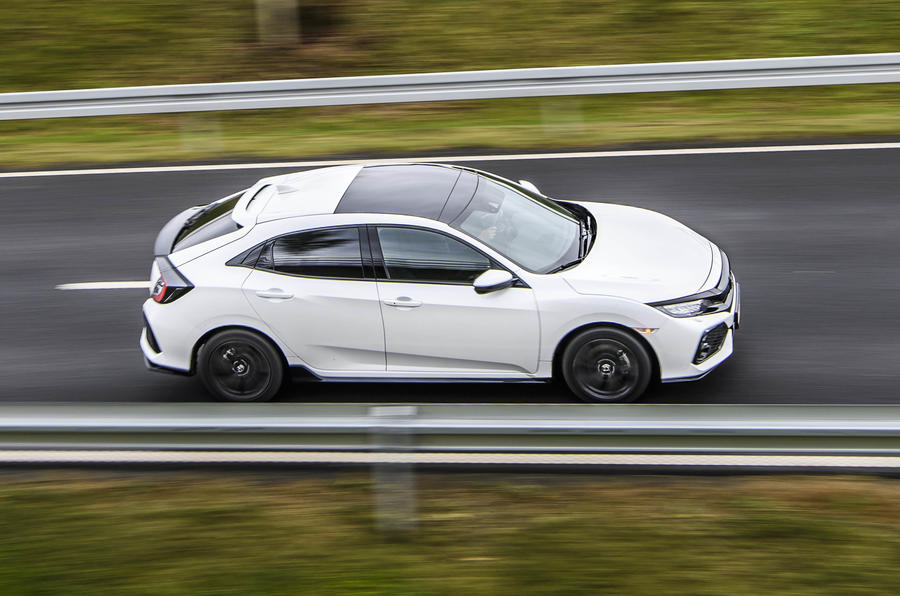 2017 Honda Civic 1.5 VTEC Turbo Sport review | Autocar