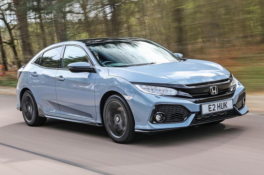 Honda adds 1.6 i-DTEC engine to Civic line-up