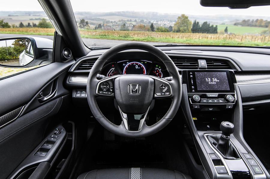 2017 Honda Civic 1.5 VTEC Turbo Sport review review | Autocar