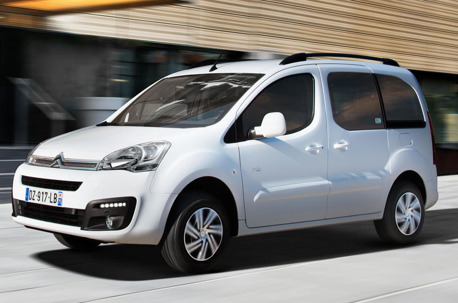 Citroen E-Berlingo