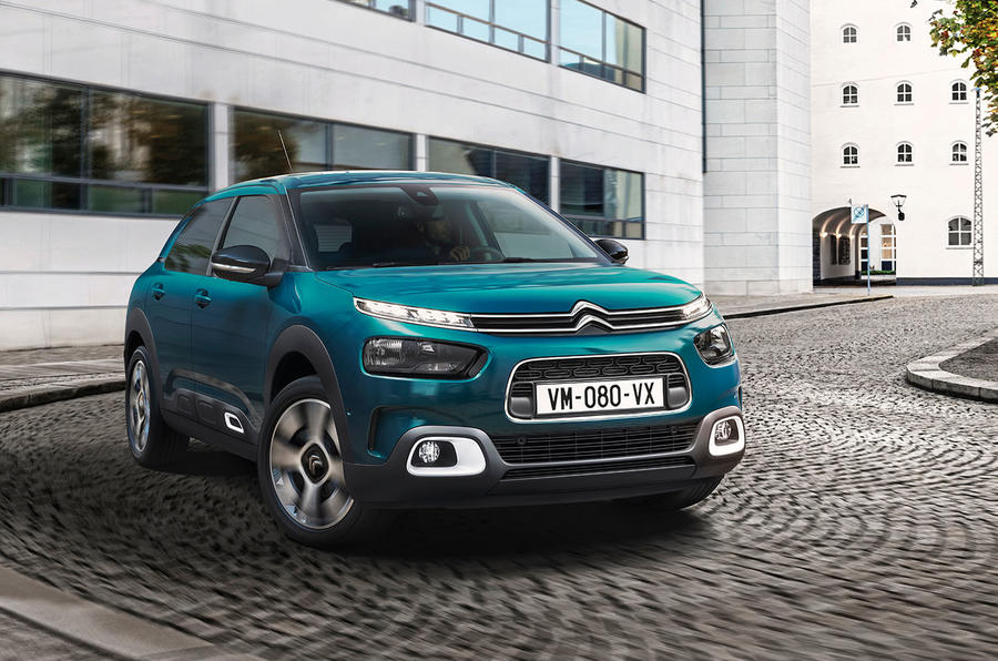 Citroen C4 Cactus >> 2018 Citroen C4 Cactus Priced From 17 265 Autocar
