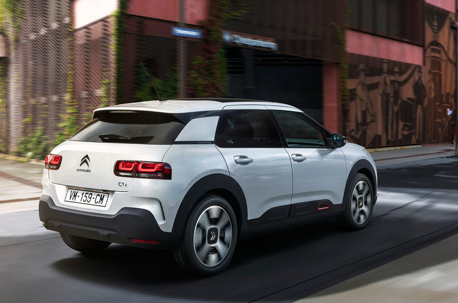 2018 citroen c4 cactus priced from 17 265 autocar. Black Bedroom Furniture Sets. Home Design Ideas