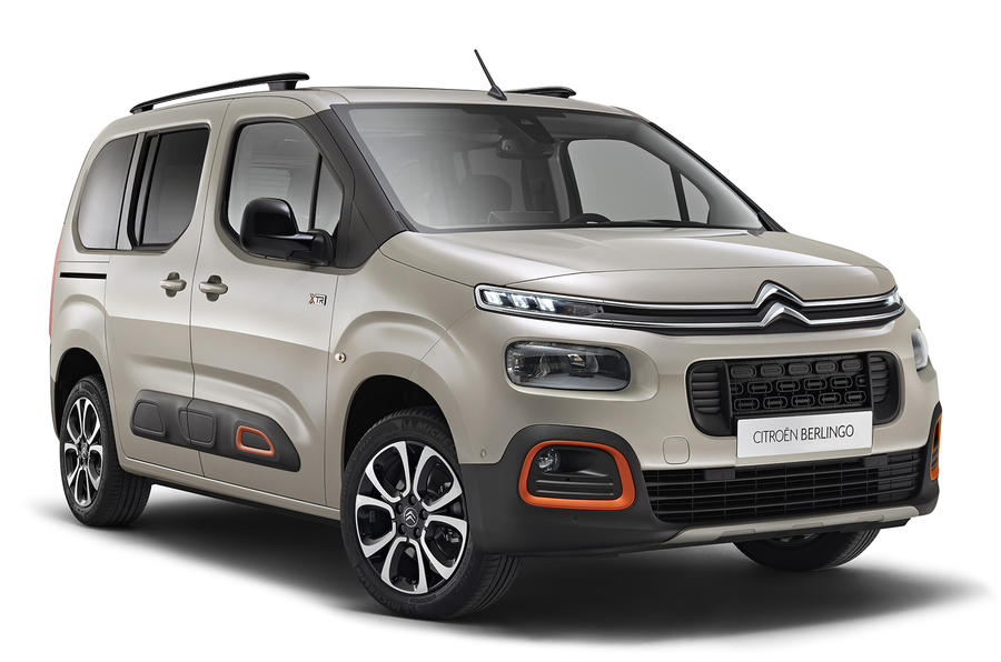 new citroen berlingo multispace gets suv influence. Black Bedroom Furniture Sets. Home Design Ideas