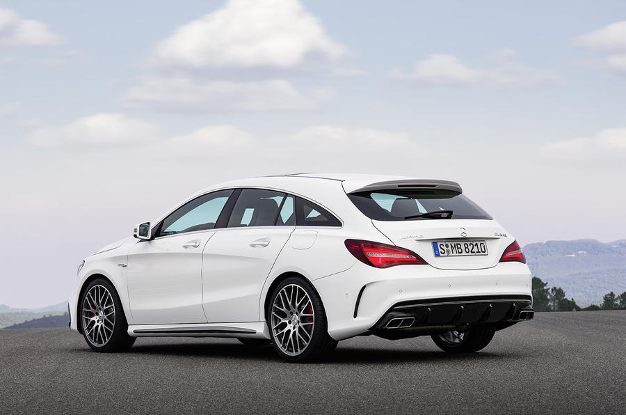 Mercedes Benz Cla >> Mercedes-Benz CLA and CLA Shooting Brake facelifts ...