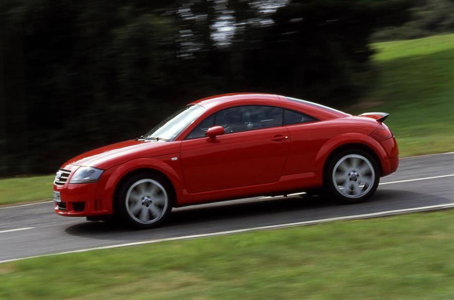 Audi TT Mk1 V6