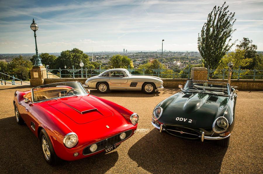 Best Vintage British Sport Car