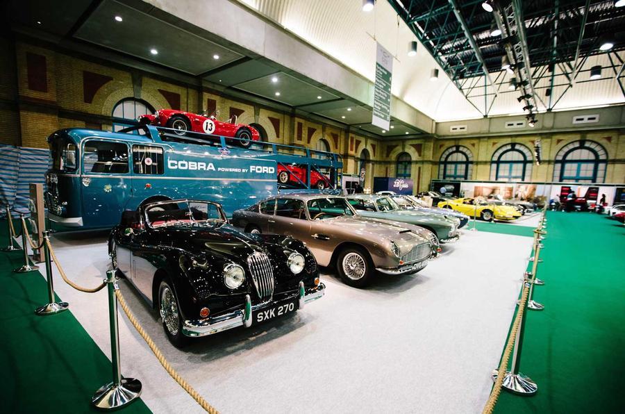 Classic Car Shows  Alexandra Palace