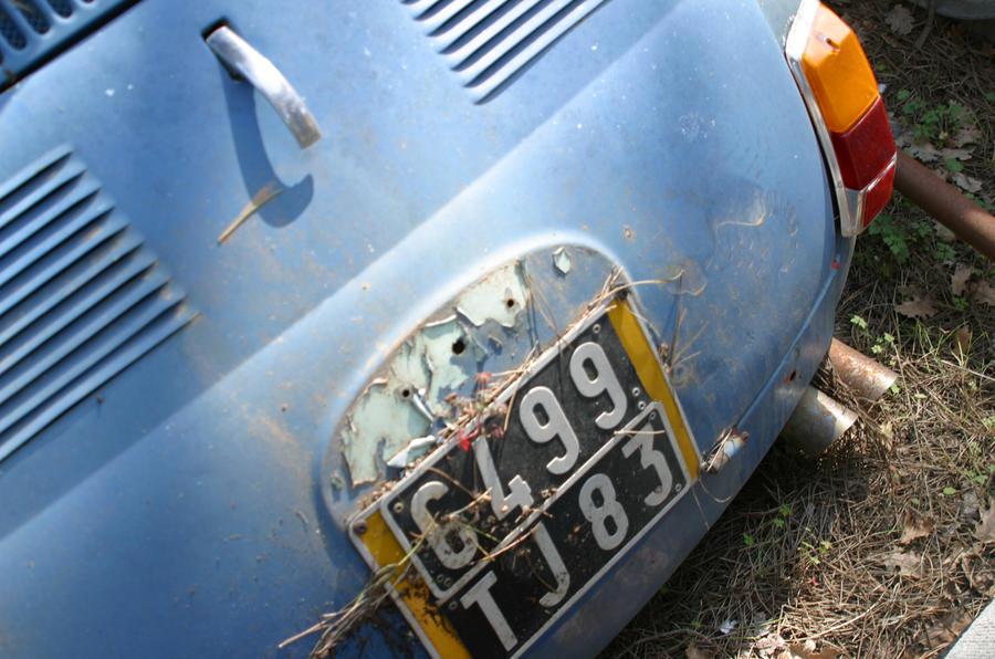 Rust car classic 500
