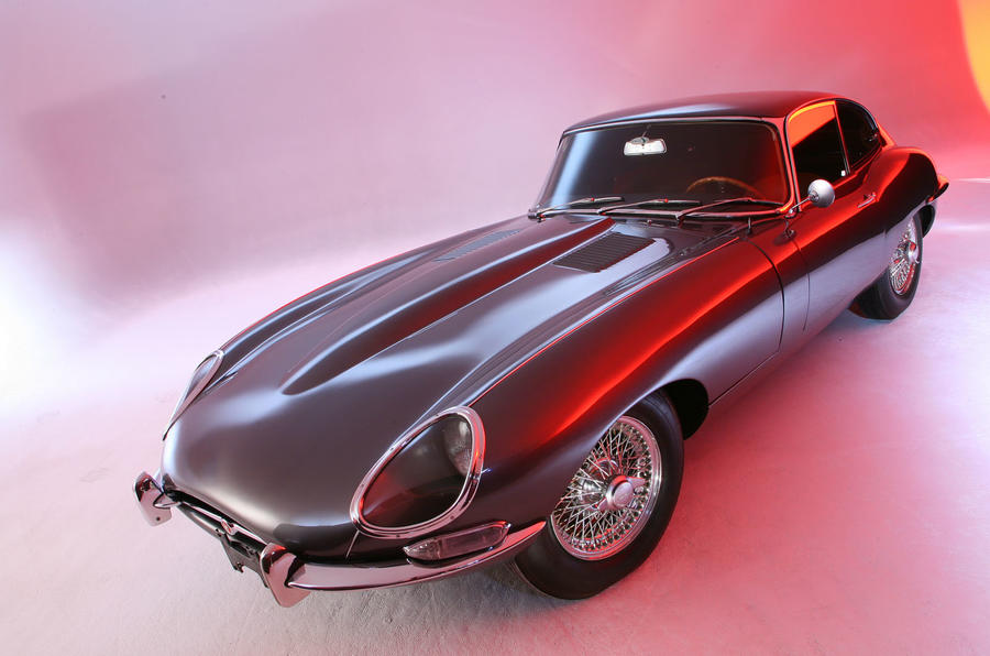 Jaguar E Type Named The Best British Car At Classic
