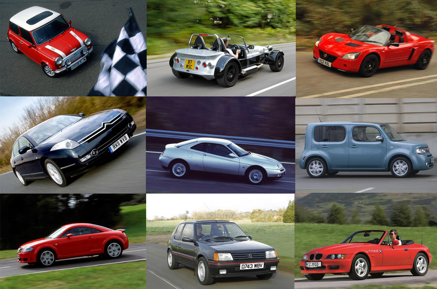 Ten affordable future classics on the used car market right now ...