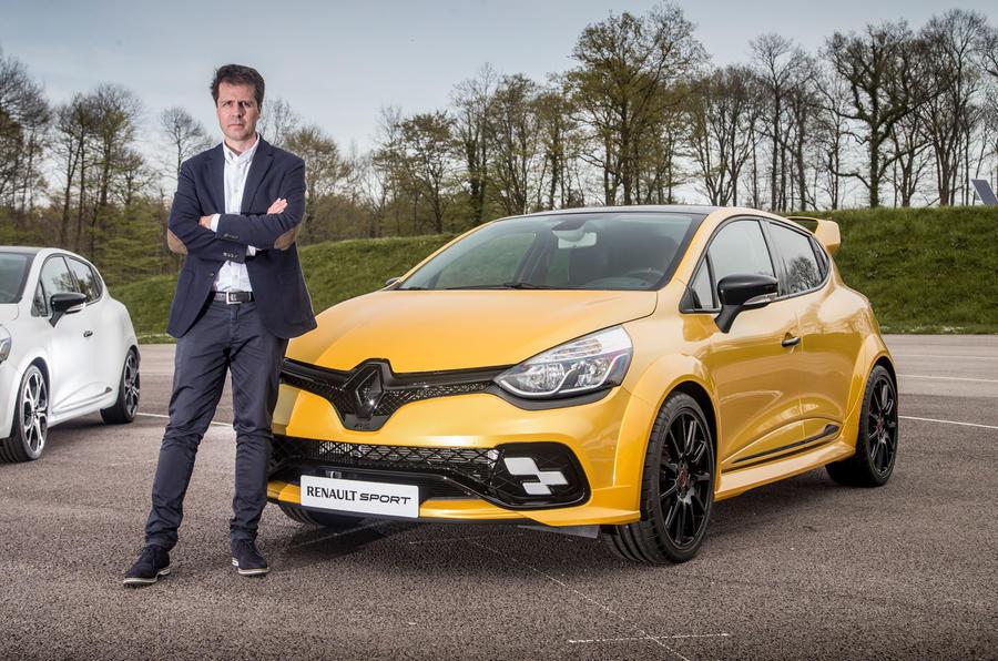 renault clio rs16 concept won't make production | autocar