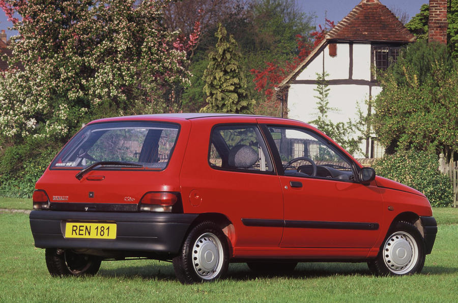 25 Years Of The Renault Clio Picture Special Autocar