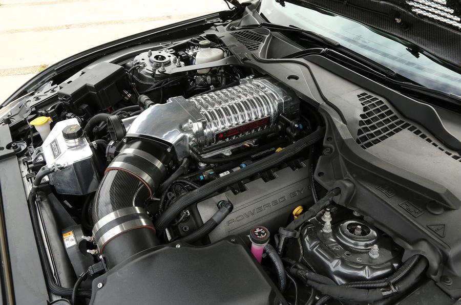 Sutton Mustang CS800 tuned 5.0-litre V8