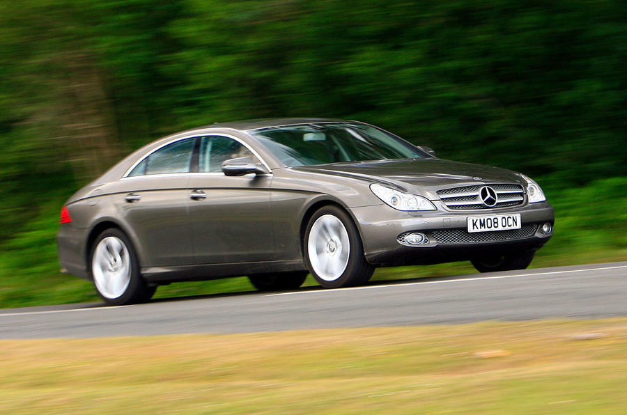 Used car buying guide mercedes benz cls autocar for Buying a mercedes benz