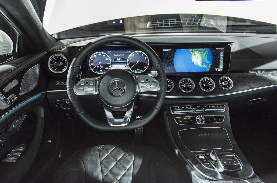 2018 Mercedes Benz Cls Starts From 57 510 Autocar