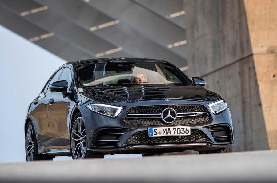 Mercedes-AMG CLS 53