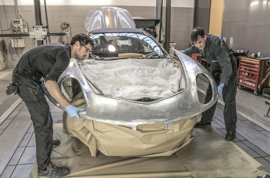 Italian coachbuilders: why it's not the end of the road ...
