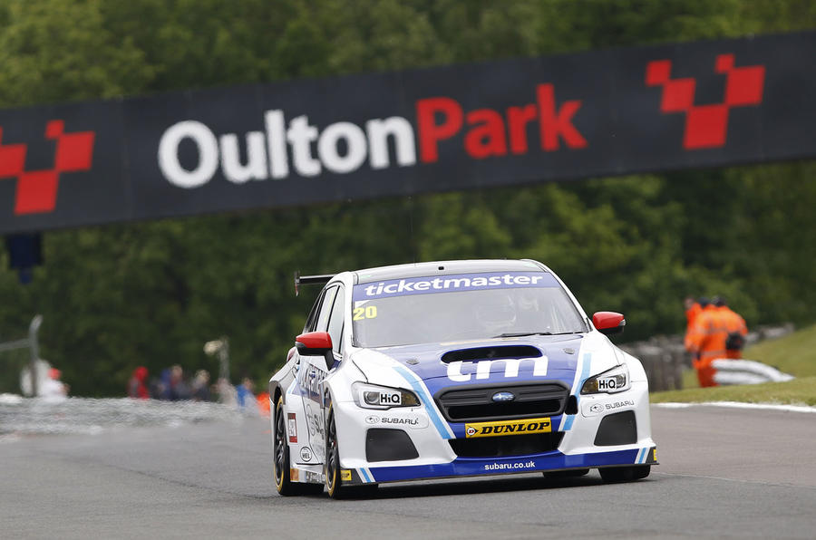 Rounds 10, 11, 12 of BTCC at Oulton Park